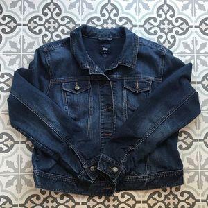Gap denim jacket XL